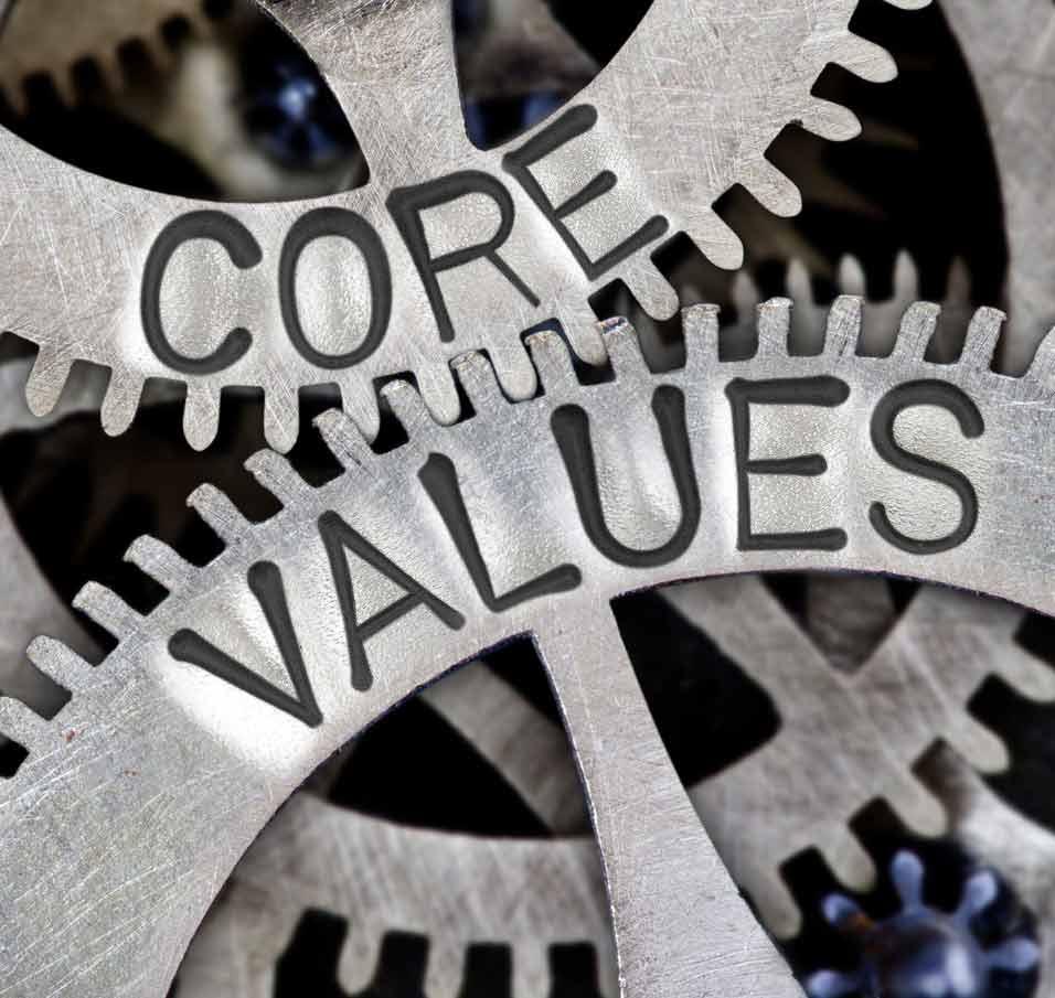 Eurocore Values